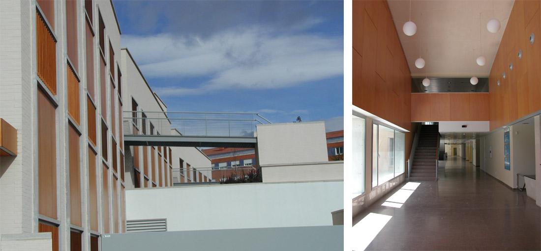 Eacsn estudio de arquitectura madrid centro de salud - Estudio de arquitectura madrid ...